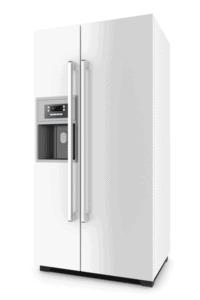 Side by Side Kühlschrank Beispielbild